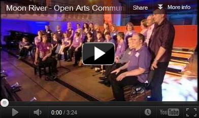 open arts community